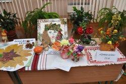 Виставка дитячих виробів «Осінні фантазії»