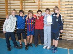 Козацькі забави в гімназіїї