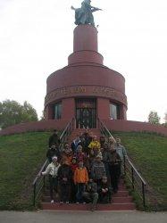 Поїздка в Новопетрівці