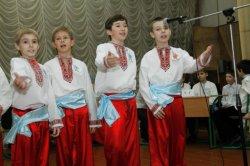 Свято « Посвята в козачата»