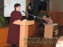 Зустріч з активом батьківської громади гімназії