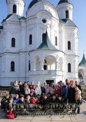 Поїздка до славного міста на Десні – Чернігова.