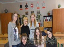 Зустріч з випускниками 2012