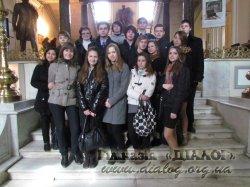 Екскурсія до Державного музею Т. Г. Шевченка