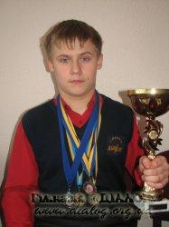 Спортивні досягнення Ярослава Кравчука - гордість гімназії!