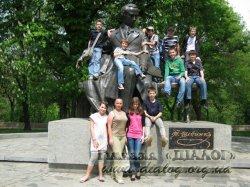 Екскурсія Черніговом