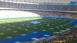"""Фінал футбольного турніру """"Євро-2012"""" серед школярів"""