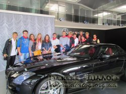 Візит на Столичне Автошоу 2012