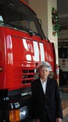 Екскурсія до пожежної частини