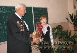 Зустріч з ветераном війни Філоненком П.О.