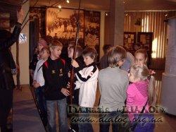 Екскурсія до музею Партизанської слави
