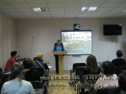 Засідання педагогічної ради гімназії «Діалог» 08.11.2012