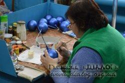 Екскурсія на фабрику ялинкових прикрас в м. Клавдієво.