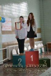 Змагання з плавання