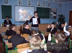 Заняття школи педагогічного досвіду молодих вчителів фізики.