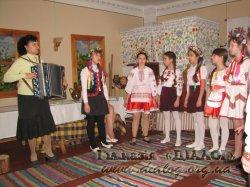 «Співай, вишнева моя Україна»