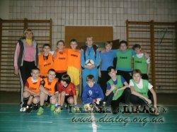 Чемпіонат з футболу серед 5-6 класів.