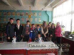 Екскурсія до Київського будівельного ліцею