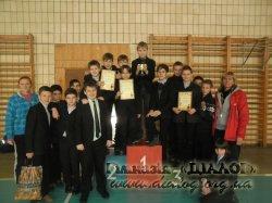 Шкільний чемпіонат з міні-футболу