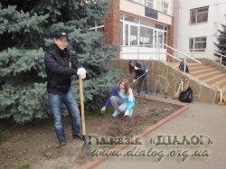 Акція «Дарниці - чисте довкілля 2014»