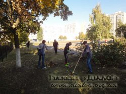 Суботник 04.10.2014