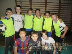 Чемпіонат з міні-футболу серед учнів 5-11 класів