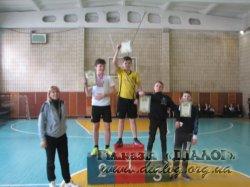 Спортивний виховний захід «Козацькі ігри»