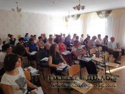 Педагогічна рада вчителів гімназії «Діалог» 2015