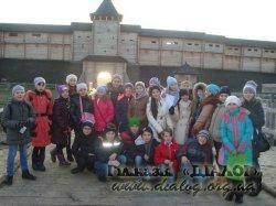 Прогулянка древнім Києвом у парку «Київська Русь»