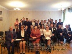 День учнівського самоврядування 2015