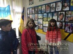 Поїздка 5-а і 5-г класів в музей «Битва за Київ»