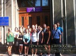 Екскурсія 11-В до музею Павла Тичини