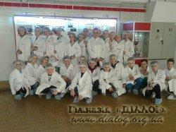 Екскурсія 7-В класу на завод Coca-Cola