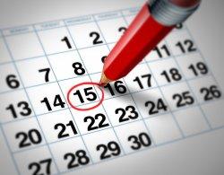 Календар закінчення 2016/2017 навчального року