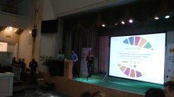 Круглий стіл «Роль молоді України в досягненні цілей сталого розвитку»