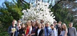 Екскурсія в Ботанічний сад імені акад. О.В. Фоміна