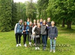 Екскурсія до Національного історико-культурного заповідника «Качанівка»