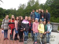 Подорож до палацу у Качавнівці