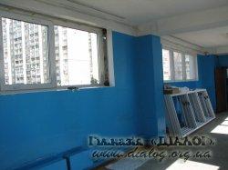 Реалізація громадського проекту ремонту басейну гімназії