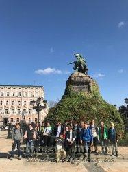 Пішохідна екскурсія старовинними вуличками Києва