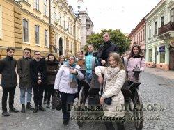 Подорож 11-А класу до Чернівців