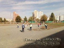 Районні змагання з футболу «Шкіряний м`яч 2017»