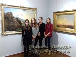 Виставка живопису Івана Айвазовського  «Геній і море. Традиції, пошуки, відкриття»