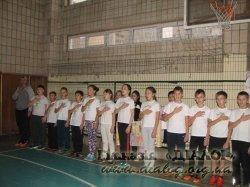 Спортивні змагання «Веселі старти» серед учнів 5-х класів
