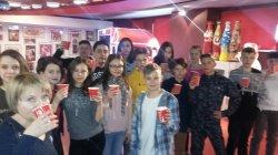 Подорож 7-А класу на завод Coca-Cola