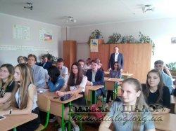 Знайомство учнів 11-х класів з IT-сферою