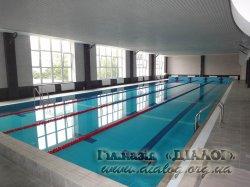 Розпочав роботу реконструйований басейн гімназії «Діалог»