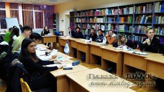 Науково-практична конференція «Бізнес-середовище в Україні»