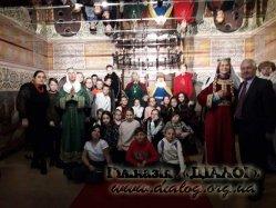 Екскурсія в музей «Становлення української нації»